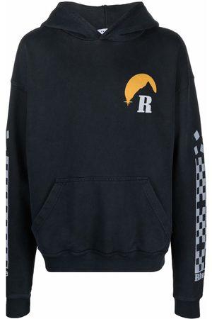 Rhude Logo-print hoodie