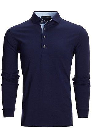 GREYSON Men Long sleeves - Classic-Fit Apache II Long-Sleeve Polo Shirt
