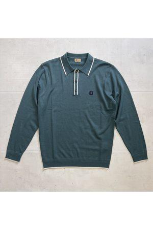 Gabicci Lineker Knitted Polo