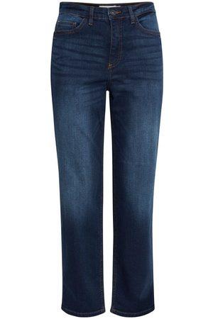 Ichi Twiggy Raven Dark Jeans