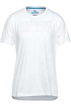 HARMONT&BLAINE Men Short Sleeve - T-shirts