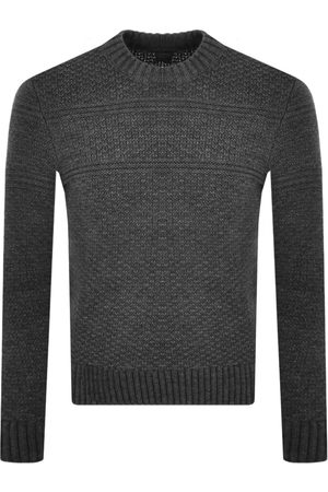 Superdry Men Sweaters - Jacob Cable Crew Neck Jumper