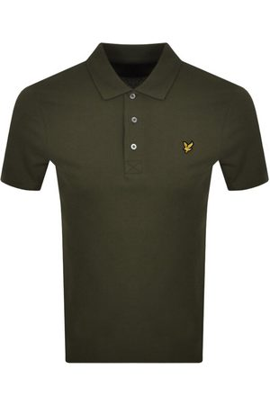 Lyle & Scott Men Polo Shirts - Short Sleeved Polo T Shirt