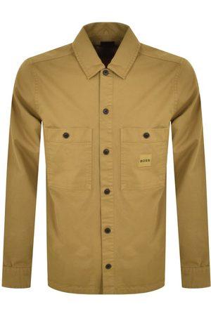 HUGO BOSS Men Shirts - BOSS Locky Overshirt Jacket