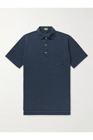 Sid Mashburn Men Polo Shirts - Cotton-Piqué Polo Shirt