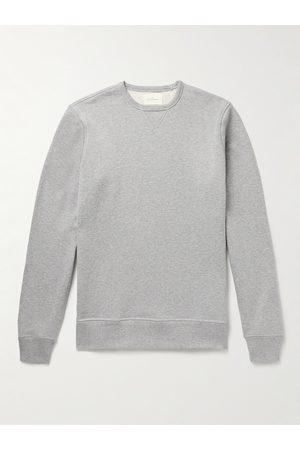 Sid Mashburn Men Sweatshirts - Cotton-Jersey Sweatshirt