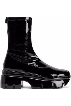 Giuseppe Zanotti Women Boots - Apocalypse Gloss chunky boots