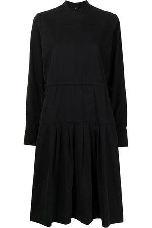 YMC Women Dresses - Drawstring-waist dress