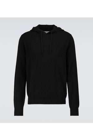The Row Men Hoodies - Chris cashmere hooded sweatshirt