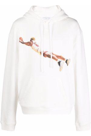 Ih Nom Uh Nit Men Hoodies - Graphic-print drawstring hoodie