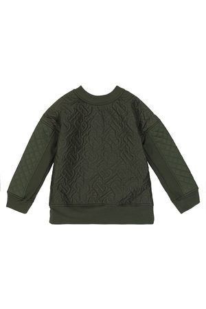 Burberry Cotton jersey sweatshirt