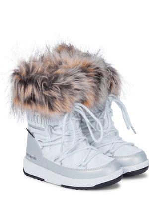 Moon Boot Girls Snow Boots - Monaco snow boots