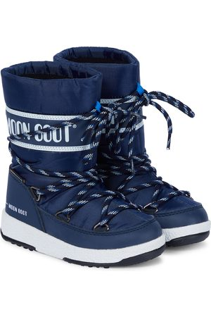 Moon Boot Boys Snow Boots - Snow boots