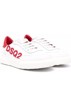 Dsquared2 Logo-print low-top sneakers