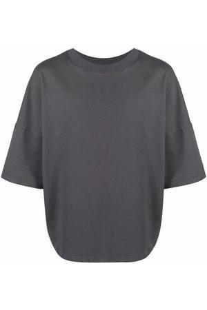 Alchemy Drop-shoulder boxy T-shirt