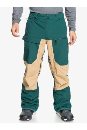 Quiksilver | Travis Rice Stretch Snow Pants - - Size S at Official Store