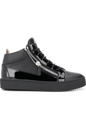 Giuseppe Zanotti Side-zip high-top sneakers