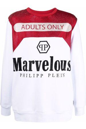 Philipp Plein Sweatshirts - Marvelous print sweatshirt