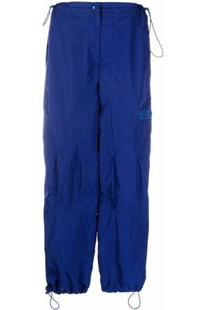 Stella McCartney Women Formal Pants - Drawstring high-waist trousers