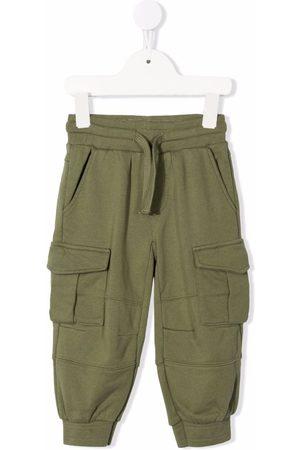 Stella McCartney Drawstring cargo trousers