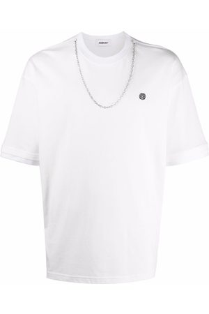 AMBUSH Chain collar T-shirt