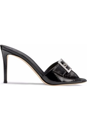 Giuseppe Zanotti Cecilia Buckle 85mm sandals