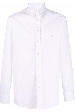 Etro Button down poplin shirt