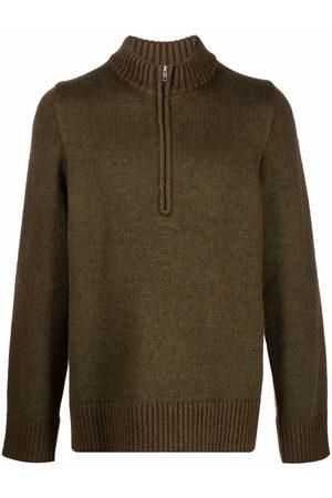 Maison Margiela Men Sweaters - Ribbed detail jumper