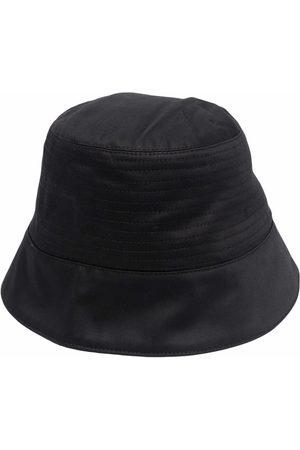 Rick Owens Men Hats - Zip-detailed bucket hat