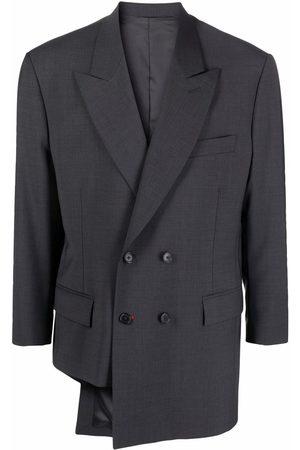 A BETTER MISTAKE Mistaker asymmetric blazer