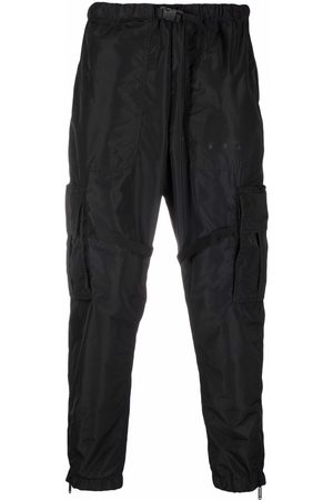 OFF-WHITE Tapered cargo trousers