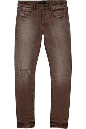 Purple Brand Five-Pocket Jeans