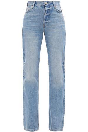 Raey Women Bootcut & Flares - Angel Organic-cotton Bootcut Jeans - Womens - Light