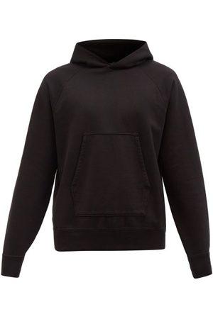 Lady White Co. Men Hoodies - Cotton-jersey Hooded Sweatshirt - Mens