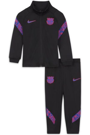 Nike Tracksuits - F.C. Barcelona Strike Baby & Toddler Dri-FIT Knit Football Tracksuit
