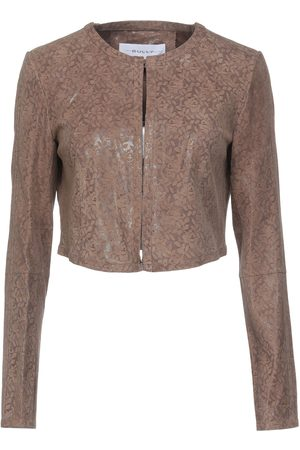 BULLY Women Leather Jackets - Suit jackets