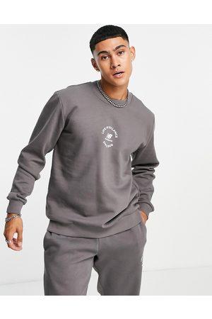 New Balance Life in balance sweatshirt in mauve-Purple