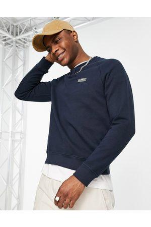 Barbour Essential crew neck sweatshirt in
