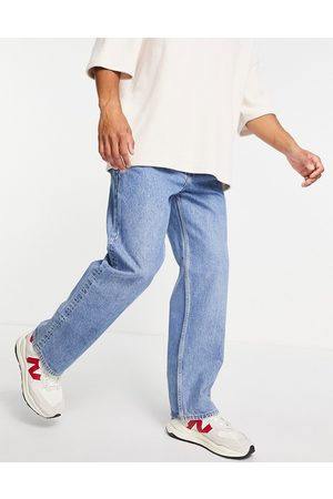Weekday Galaxy loose fit jeans in hanson