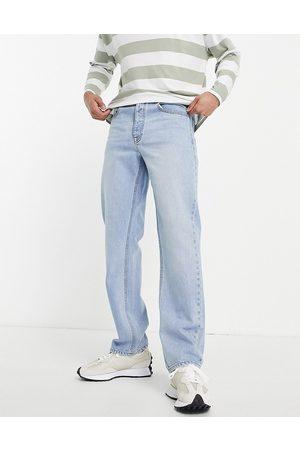 ASOS Straight leg jeans in blue