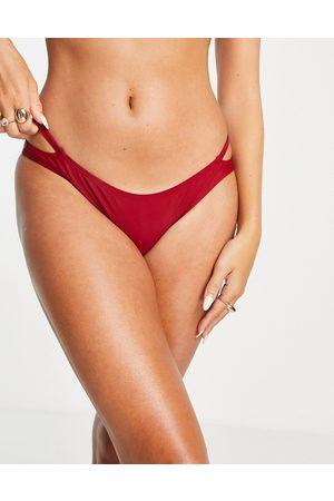 Hunkemöller Low rise bikini briefs in