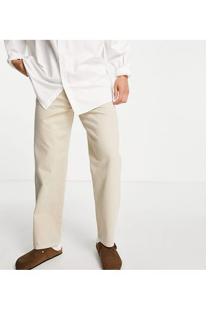 COLLUSION X005 straight leg jeans in -White