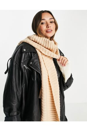 Urban Code Knitted snood in -Neutral