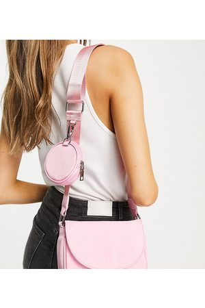 My Accessories London Exclusive cross-body bag with coin purse in