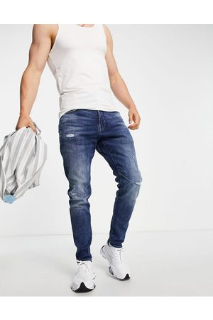 G-Star 3301 straight tapered fit jeans in lightwash