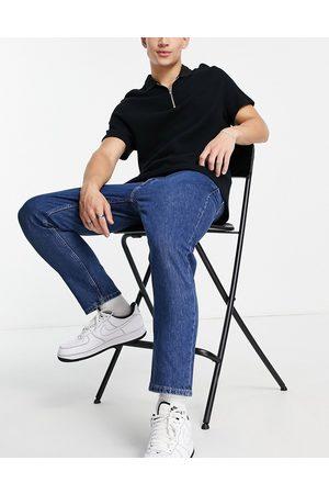 Calvin Klein Dad fit jeans in mid wash