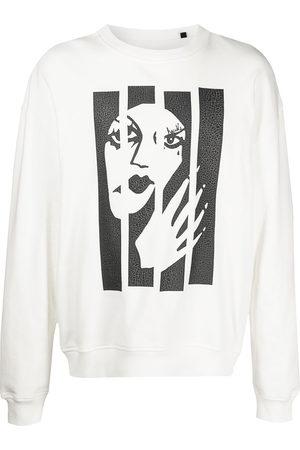 HACULLA Men Sweatshirts - Broken witch print sweatshirt