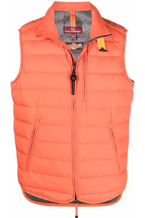 Parajumpers Men Winter Jackets - Quilted puffer gilet