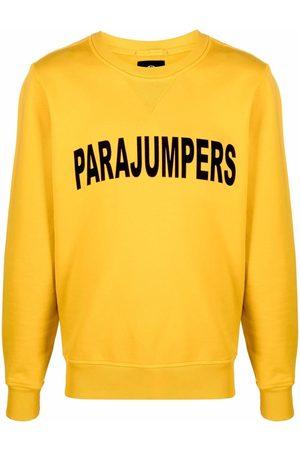 Parajumpers Logo crew-neck sweatshirt