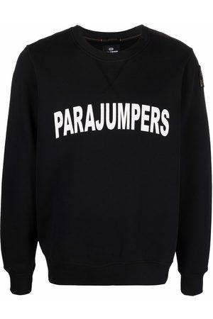 Parajumpers Logo-print cotton sweatshirt